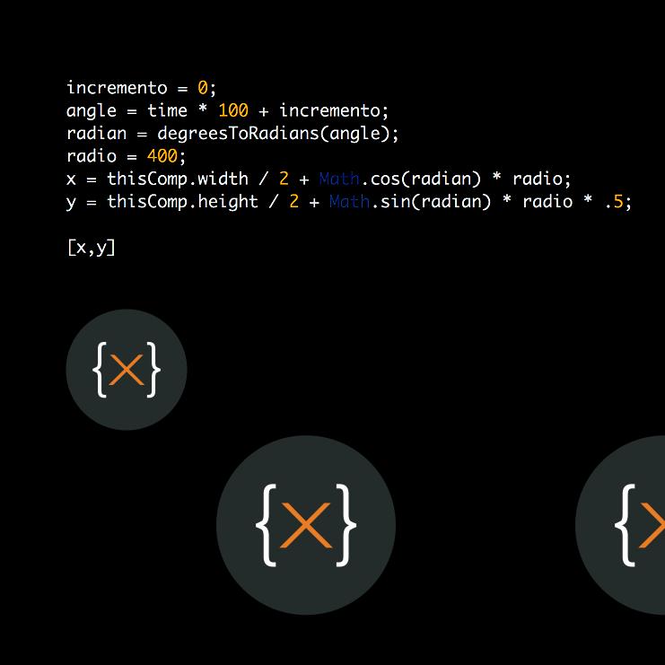 Expresiones de JavaScript en After Effects