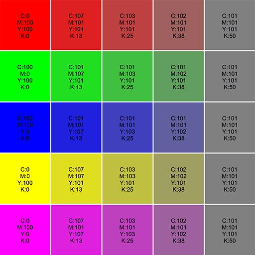 Clase PHP para convertir modelos de colores