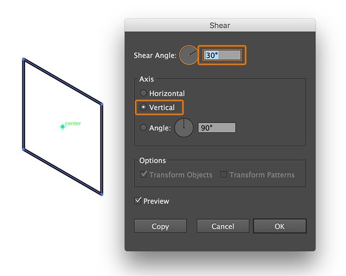 proyecciones-isometricas-en-illustrator-shear-alzado