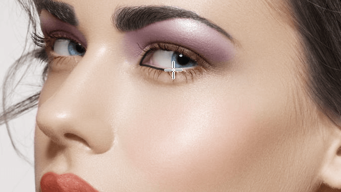 maquillaje-en-photoshop-usando-modos-de-fusion-add-solid-color-eyelines-finish