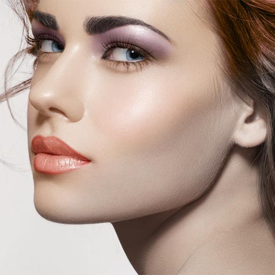 Maquillaje en Photoshop usando modos de fusión